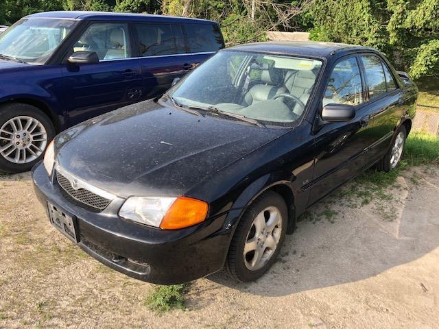 2000 Mazda Protege LX (Stk: 272781) in Milton - Image 1 of 1
