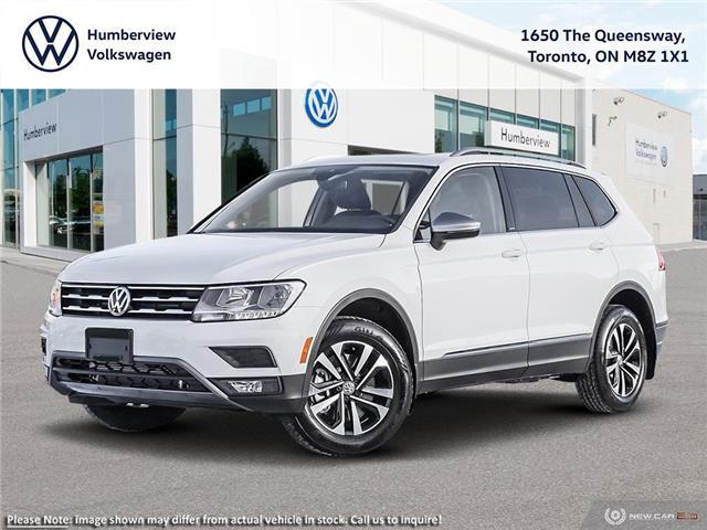 2020 Volkswagen Tiguan IQ Drive (Stk: 97712) in Toronto - Image 1 of 23