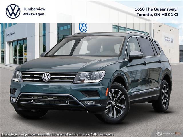 2020 Volkswagen Tiguan IQ Drive (Stk: 97862) in Toronto - Image 1 of 23