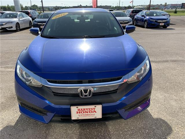 2016 Honda Civic LX (Stk: H1723) in Steinbach - Image 1 of 13