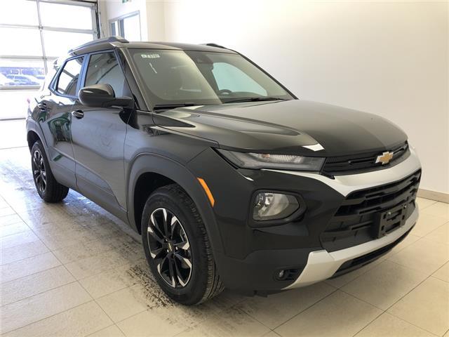 2021 Chevrolet TrailBlazer LT (Stk: 0870) in Sudbury - Image 1 of 12