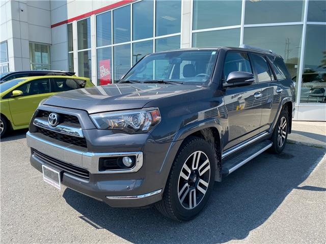 2019 Toyota 4Runner SR5 (Stk: TW137D) in Cobourg - Image 1 of 1