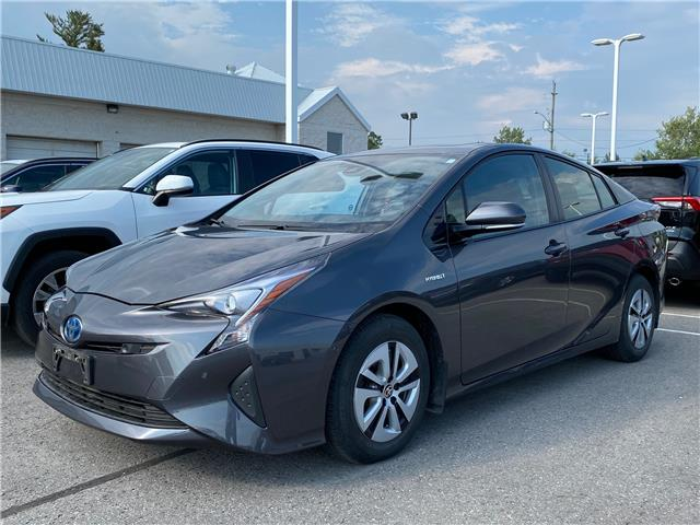 2016 Toyota Prius Technology (Stk: TW186A) in Cobourg - Image 1 of 1