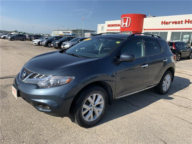 2012 Nissan Murano SV (Stk: 19239A) in Steinbach - Image 1 of 16