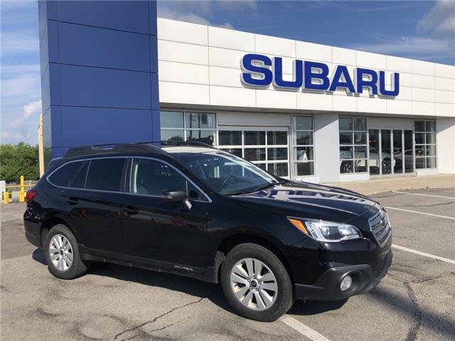 2016 Subaru Outback 2.5i Touring Package (Stk: P611) in Newmarket - Image 1 of 1