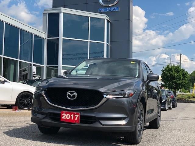 2017 Mazda CX-5 GT (Stk: 210361) in Gloucester - Image 1 of 20