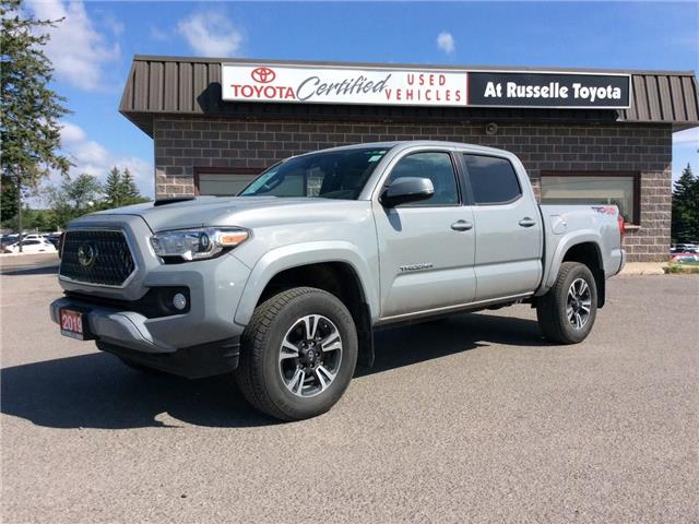 2019 Toyota Tacoma  (Stk: D00661) in Peterborough - Image 1 of 1