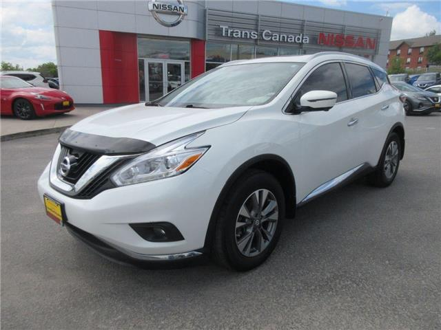 2017 Nissan Murano  (Stk: P5337) in Peterborough - Image 1 of 25