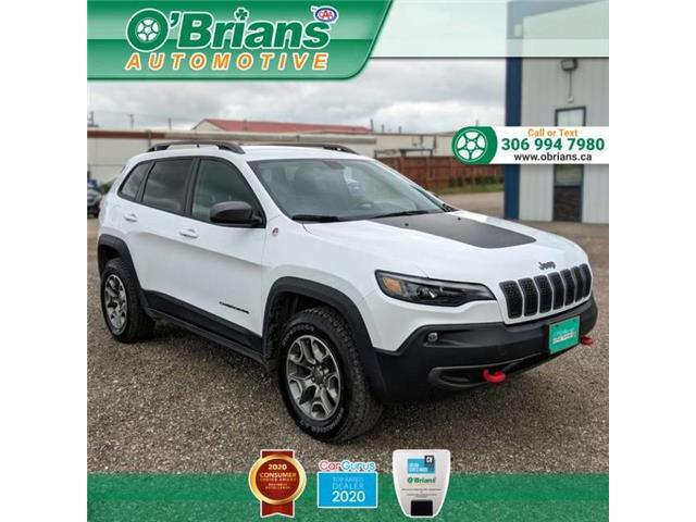 2020 Jeep Cherokee Trailhawk (Stk: 13514A) in Saskatoon - Image 1 of 22