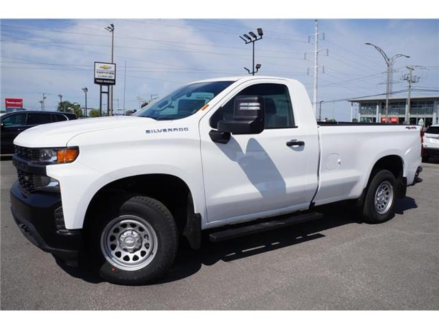 2020 Chevrolet Silverado 1500 Work Truck (Stk: L0236) in Trois-Rivières - Image 1 of 16