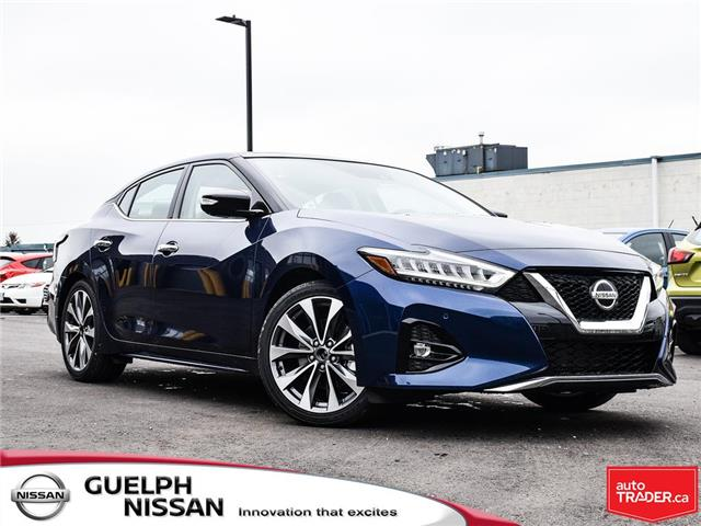 2020 Nissan Maxima Platinum (Stk: N20323) in Guelph - Image 1 of 25