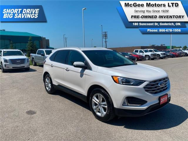 2019 Ford Edge SEL (Stk: B11117) in Goderich - Image 1 of 30