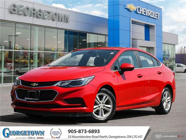 2016 Chevrolet Cruze LT Auto 3G1BE5SM1GS605793 32008 in Georgetown