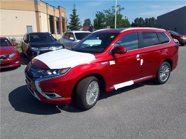 2020 Mitsubishi Outlander PHEV GT (Stk: MT125) in Ottawa - Image 1 of 9