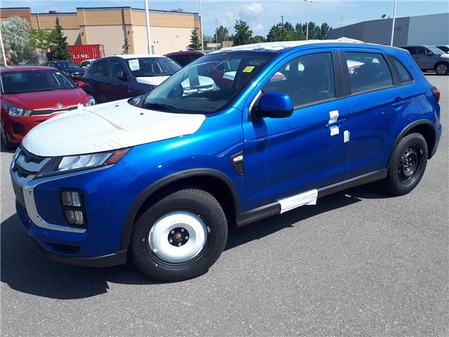 2020 Mitsubishi RVR ES (Stk: MT111) in Ottawa - Image 1 of 9