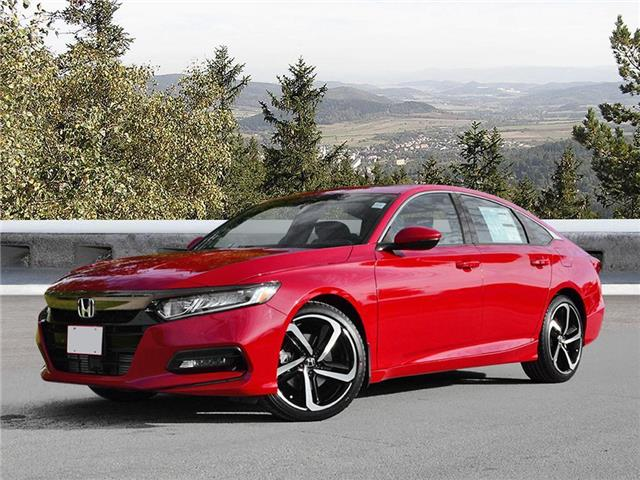 2020 Honda Accord Sport 1.5T (Stk: 20530) in Milton - Image 1 of 23