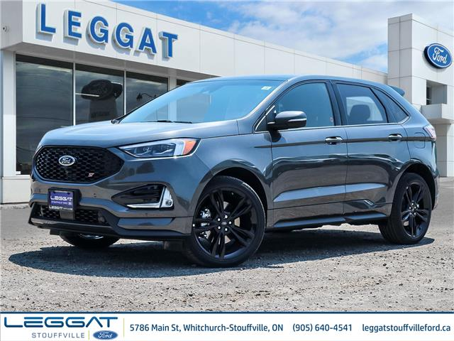 2020 Ford Edge ST (Stk: 20-32-138) in Stouffville - Image 1 of 24