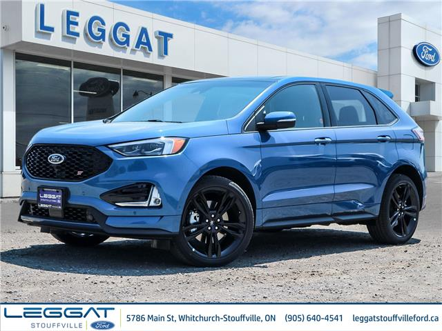 2020 Ford Edge ST (Stk: 20-32-139) in Stouffville - Image 1 of 23