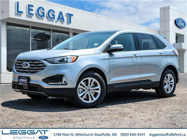 2020 Ford Edge SEL (Stk: 20-32-145) in Stouffville - Image 1 of 24