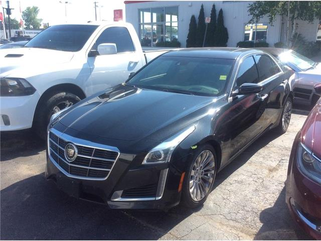 2014 Cadillac CTS 3.6L Premium (Stk: A9110) in Sarnia - Image 1 of 1