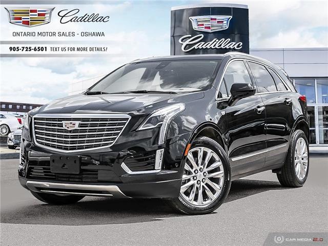 2019 Cadillac XT5 Platinum (Stk: 100863A) in Oshawa - Image 1 of 36