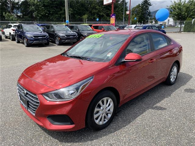2019 Hyundai Accent Preferred (Stk: K20-0046P) in Chilliwack - Image 1 of 17