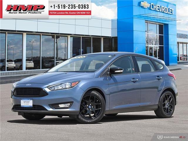 2018 Ford Focus SEL (Stk: 87475) in Exeter - Image 1 of 27