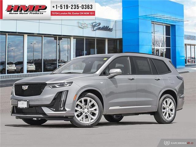 2020 Cadillac XT6 Sport (Stk: 86535) in Exeter - Image 1 of 27