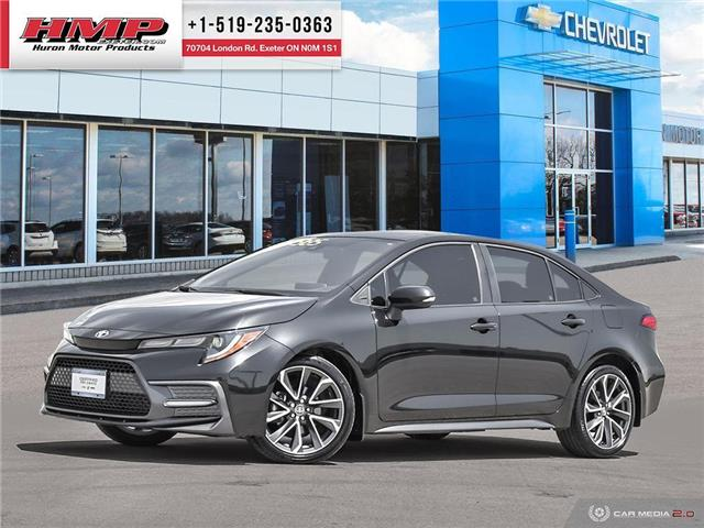 2020 Toyota Corolla XSE (Stk: 87590) in Exeter - Image 1 of 27