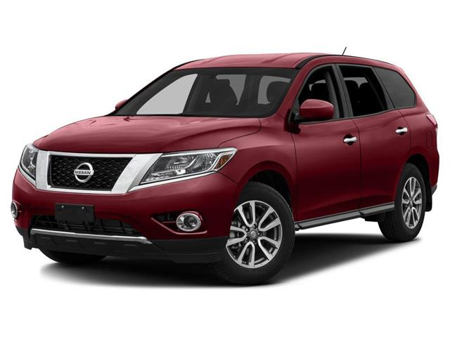 2015 Nissan Pathfinder SV (Stk: 16801A) in Thunder Bay - Image 1 of 10
