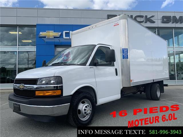 2017 Chevrolet Express Cutaway 3500 1WT (Stk: X8243) in Ste-Marie - Image 1 of 24