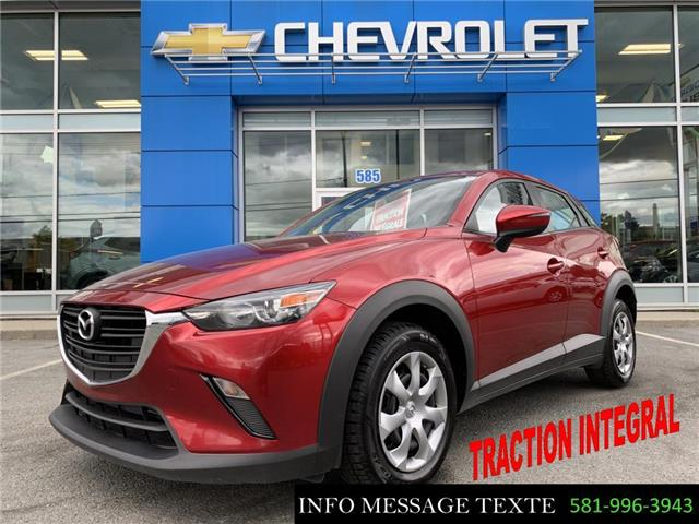 2019 Mazda CX-3 GX (Stk: X8258) in Ste-Marie - Image 1 of 29