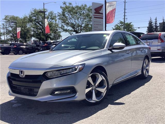 2020 Honda Accord Touring 1.5T (Stk: 20542) in Barrie - Image 1 of 23