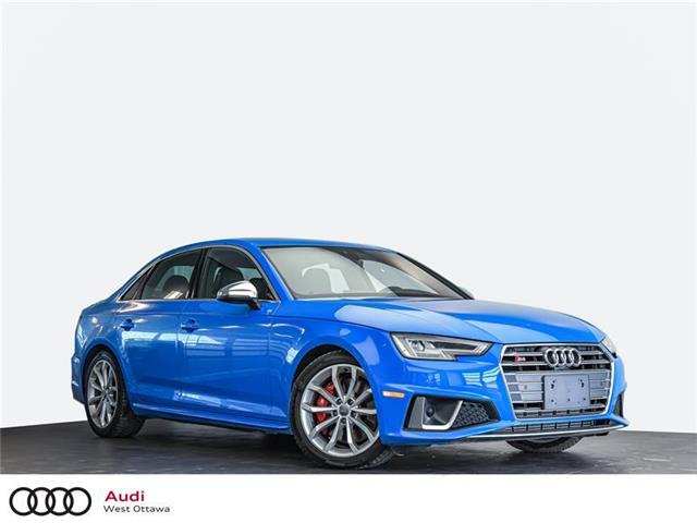 2019 Audi S4 3.0T Technik (Stk: 92146) in Nepean - Image 1 of 21