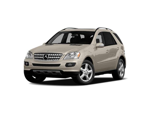 2007 Mercedes-Benz M-Class Base (Stk: 39590A) in Kitchener - Image 1 of 1
