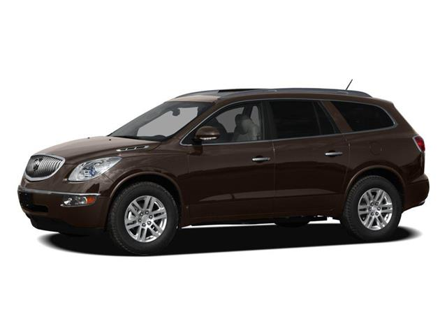 Used 2011 Buick Enclave CXL  - Burnaby - Carter GM Burnaby