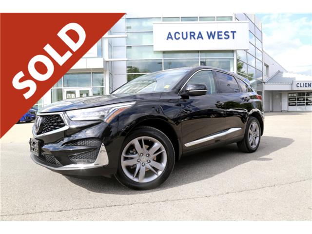 2020 Acura RDX Platinum Elite (Stk: 7256a) in London - Image 1 of 1