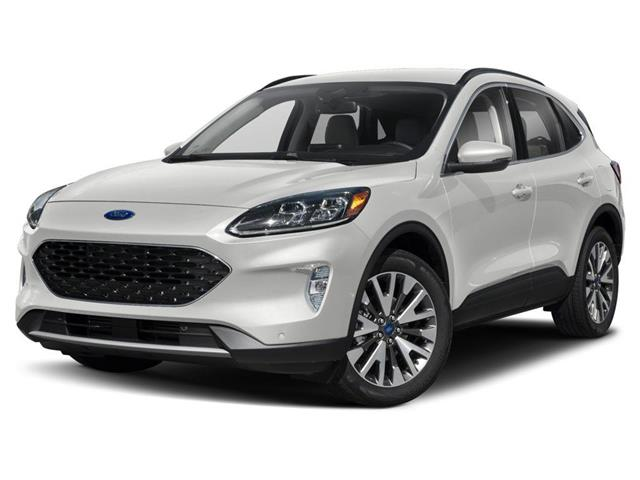 2020 Ford Escape Titanium Hybrid (Stk: 20202) in Cornwall - Image 1 of 9