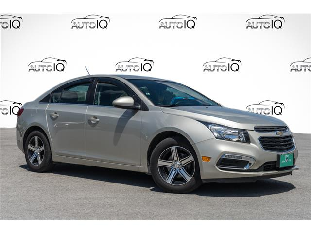 2016 Chevrolet Cruze Limited 1LT (Stk: 27544U) in Barrie - Image 1 of 26
