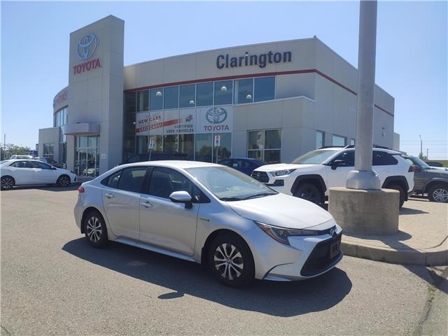 2020 Toyota Corolla Hybrid Base (Stk: 20450) in Bowmanville - Image 1 of 7