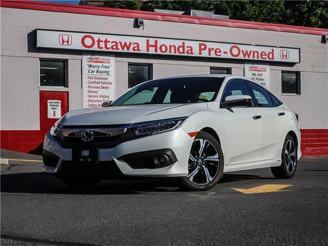 2016 Honda Civic Touring (Stk: 335961) in Ottawa - Image 1 of 29