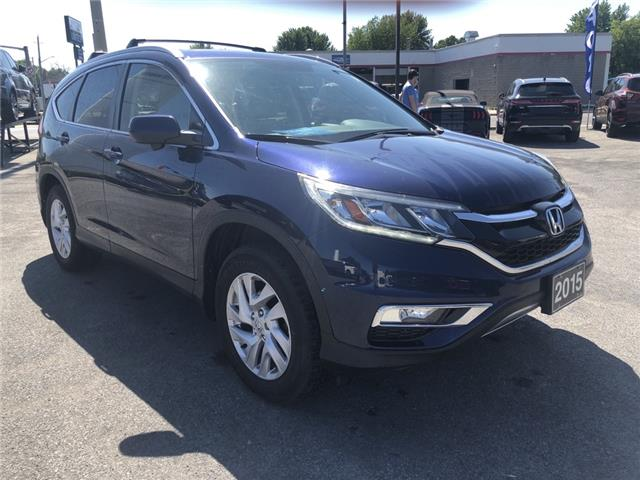 2015 Honda CR-V EX (Stk: 20183B) in Cornwall - Image 1 of 27