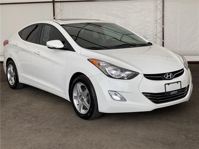 2013 Hyundai Elantra Limited (Stk: 16791BZ) in Thunder Bay - Image 1 of 16