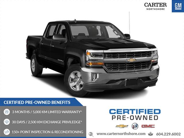 Used 2017 Chevrolet Silverado 1500 1LT *** TRUE NORTH EDITION *** - North Vancouver - Carter GM North Shore