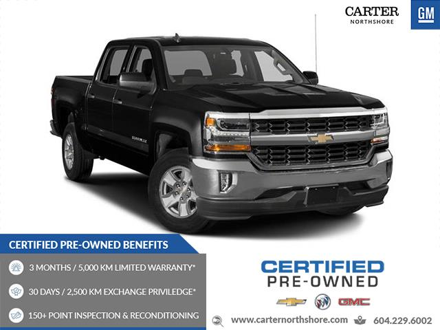 Used 2016 Chevrolet Silverado 1500 1LT *** TRUE NORTH EDITION *** - North Vancouver - Carter GM North Shore