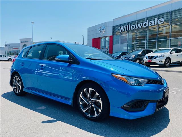2016 Scion iM Base (Stk: H7837A) in Thornhill - Image 1 of 14