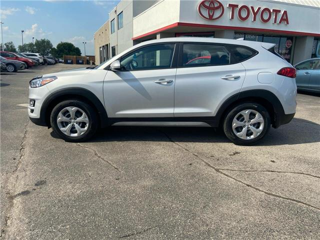 2019 Hyundai Tucson Essential w/Safety Package (Stk: 2005301) in Cambridge - Image 1 of 16