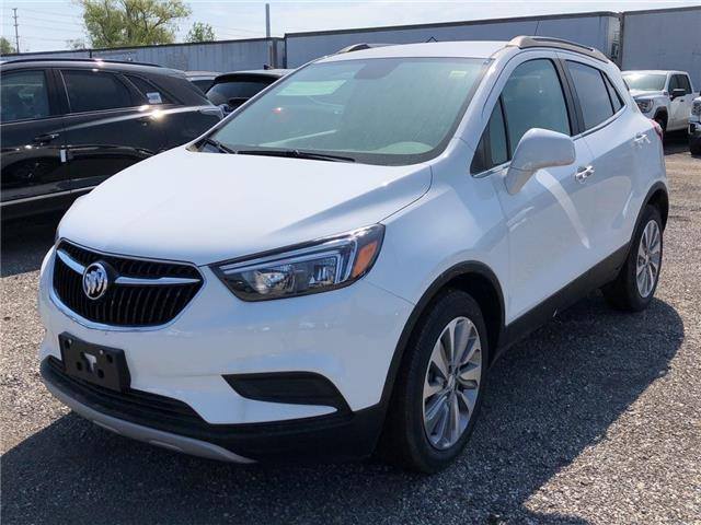 2020 Buick Encore Preferred (Stk: B0E035) in Mississauga - Image 1 of 5