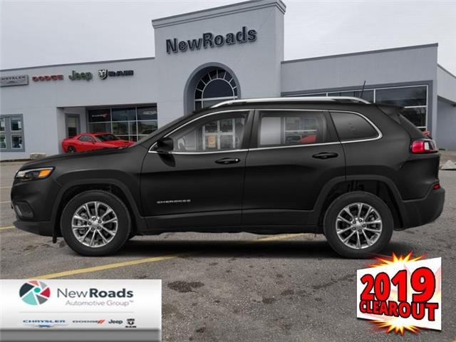 2019 Jeep Cherokee North (Stk: J19408) in Newmarket - Image 1 of 1