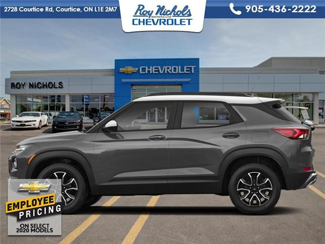 2021 Chevrolet TrailBlazer RS (Stk: X008) in Courtice - Image 1 of 1